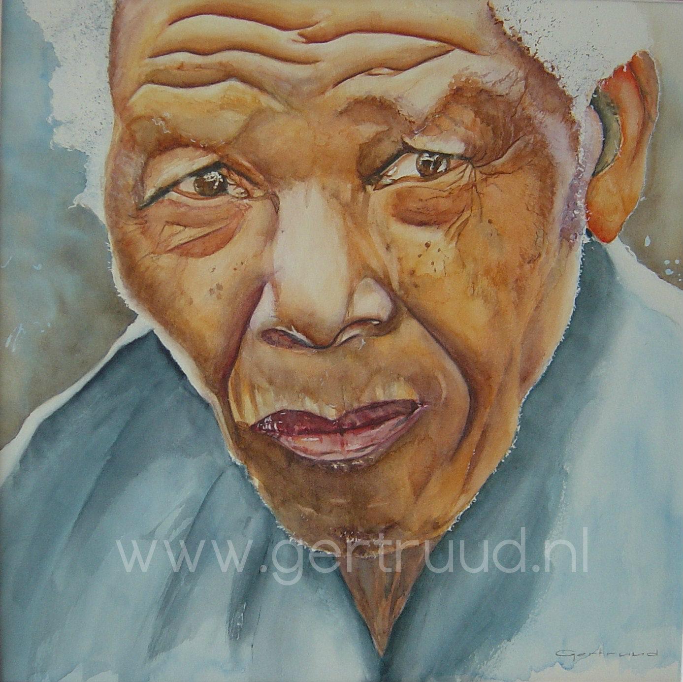 Nelson Mandela 1 watermerk