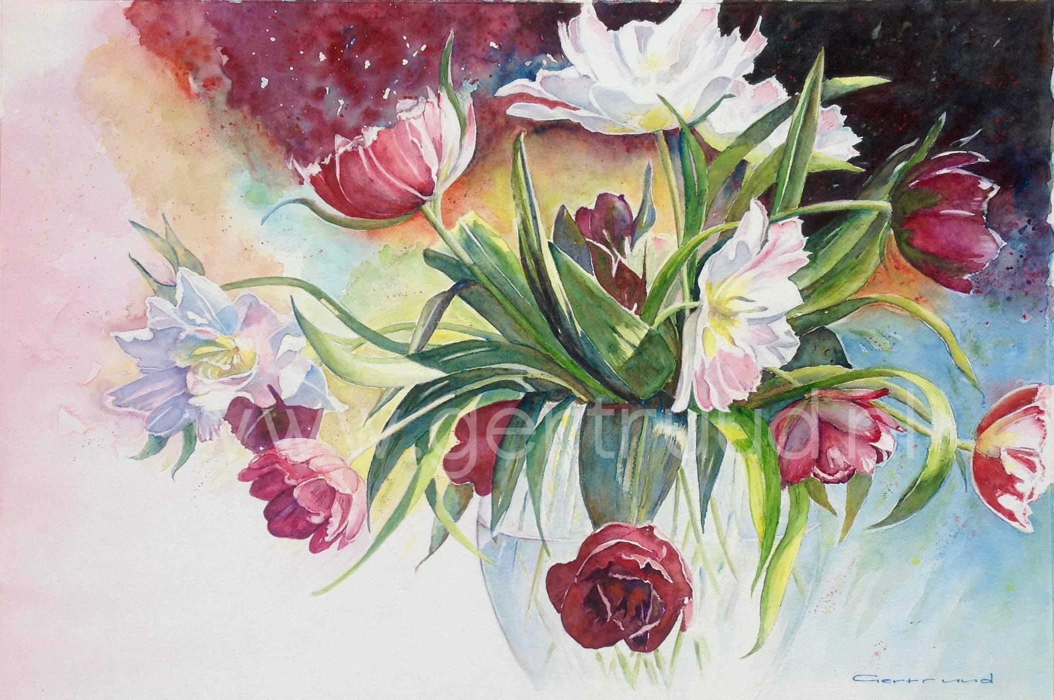 Tulpen 2 watermerk